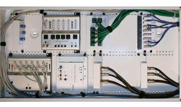 Слаботочные системы и системы связи